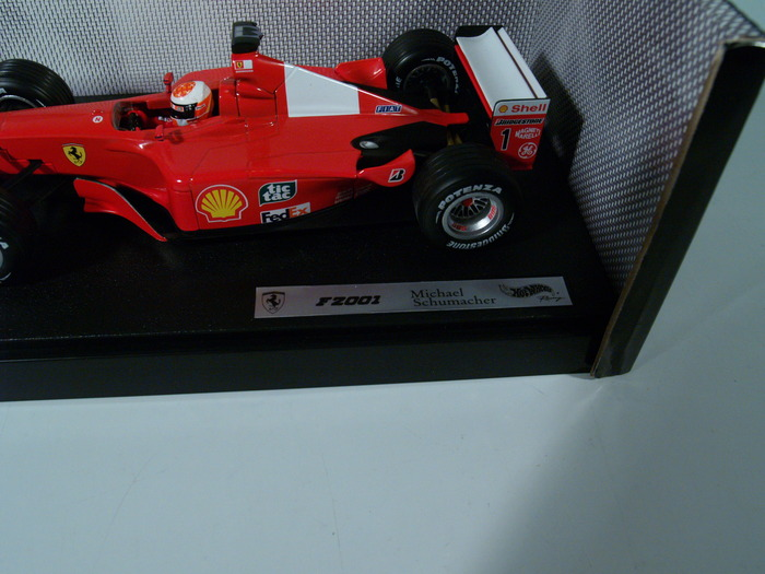 hotwheels ma stab 1 18 formel 1 ferrari michael schumacher f2001 catawiki. Black Bedroom Furniture Sets. Home Design Ideas