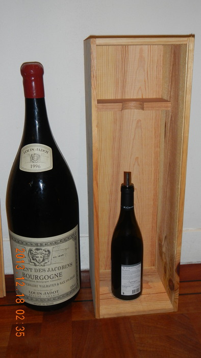 couvent des jacobins louis jadot 1996 methusalem 6 liter 1 bottle catawiki. Black Bedroom Furniture Sets. Home Design Ideas