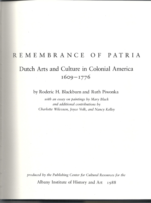 arts and culture in colonial america Posts about cultural history written by vanessa holden, sara georgini, and   presents a cultural history race in britain's 18th century american colonies  a  perfection of mechanism which no artist had ever before effected.