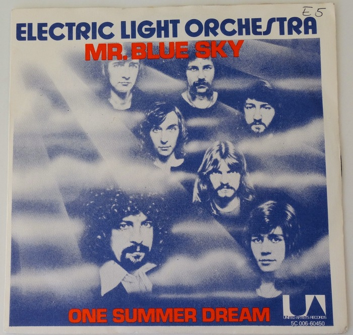 Electric Light Orchestra Mr Blue Sky Mp3