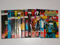 The Punisher, Junior Press: complete serie nrs. 1-24 - (1990 / 1995)