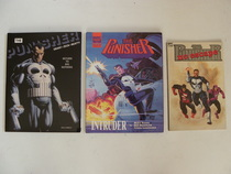 The Punisher - 3x hc + 3x sc - Engelstalig -1(988- / 1992)