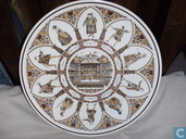 Wedgwood Wall Plates - Queensware Plate