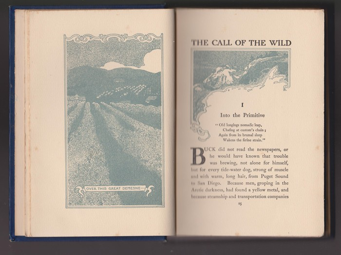 a literary analysis of call of the wild by jack london In a letter dated december 5, 1904, to his publisher george brett, jack london explains that he wrote white fang as a companion piece to the call of the wild, his famous story about the.
