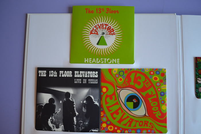 13th Floor Elevators Sign Of The 3 Eyed Men 10 Cd Box