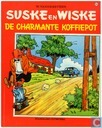 Comic Book - Willy and Wanda - De charmante koffiepot