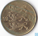 Estonia 10 senti 1997