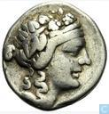 Ancient Greece - AR tetradrachm Tassos