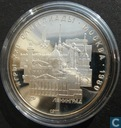 "Rusland 5 roebel 1977 (SP - PROOF) ""Olympic Games 1980 - Scene of Leningrad"""