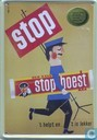 Nostalgisch reklamebord Red Band Stop Hoest
