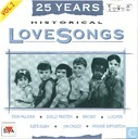 25 Years Historical Love Songs 2