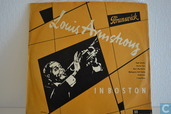 Louis Armstrong In Boston