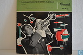 Louis Armstrong Boston Concert Volume 1