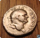 Romeinse Rijk, AR Denarius, 69-79 AD, Vespasianus, Rome 77-78