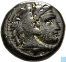 Kingdom of Macedonia, Alexander the great 336-323 BC, AE 18 mm