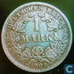 German Empire 1 mark 1902 (D)