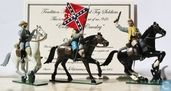 The American Civil War-Confederate Cavalry, 1861-65