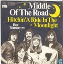 Hitchen' a ride in the moonlight