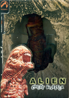 Alien - Beeld/Statue Palisades - Alien Chest Burster - Mini Resin Statue