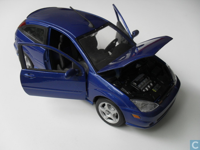 Diecast 1 24 modeles reduit wrx focus svt ae86 cts gnx for Miroir ford focus