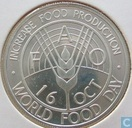 "Afghanistan 500 afghanis 1981 (PROOF) ""World Food Day"""