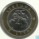 "Coins - Lithuania - Lithuania 2 litai 2012 ""Palanga resort"""