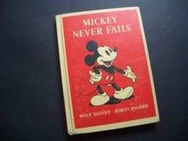 Mickey Mouse 6 a HC - Mickey Never Fails - hc - (1939)