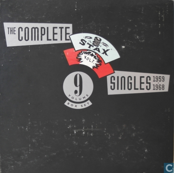 Various - Stax-Volt - The Complete Singles Volume 9: 1967-1968