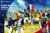 French Napoleonic Infantry Line 1812-1815