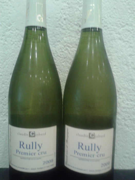 Rully premier cru claudie jobard 2009 catawiki - Passion cuisine rully ...