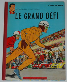 Michel Vaillant 1  - Le grand defi - hc - (1959)