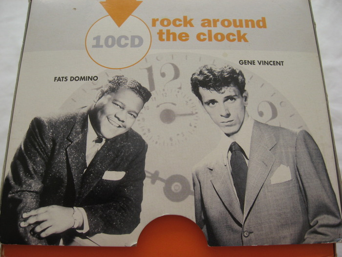 Various - Rock Around The Clock - The Golden Age Of Rock 'n' Roll