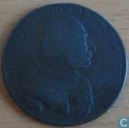 Oldest item - Engeland 1/2 Penny