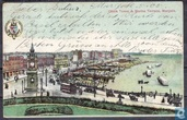 Margate, Clock Tower and Marine Terrace