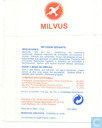 Tea bags and Tea labels - Milvus - Flor de tila Alpina