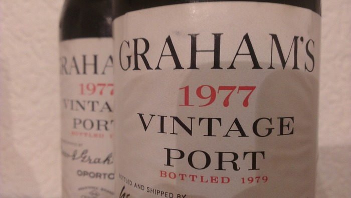 Vintage Port Prices - Cellar Watch -