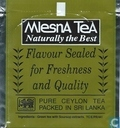 Tea bags and Tea labels - Mlesna Tea - Soursop Green Tea