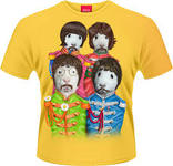 """Check out our The Beatles  T - Shirt    """"Sgt PETS Lonely Heartsclub Band"""""""