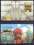 Check out our Belgium 1996/2011 - Collection of railway vignettes