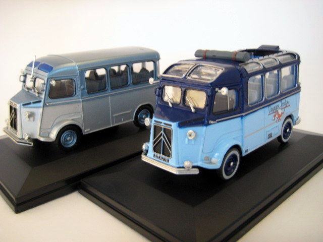 Eligor scale 1 43 plot with citro n type h 1953 bus and citroen type h 1953 bus catawiki - Bed met schaal ...