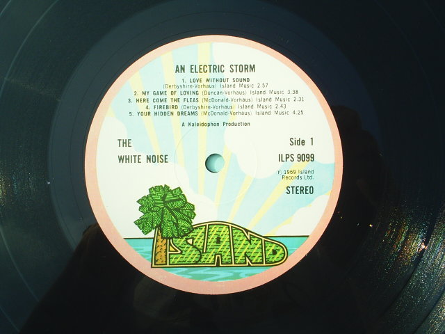 White Noise An Electric Storm Lp Island Records Uk