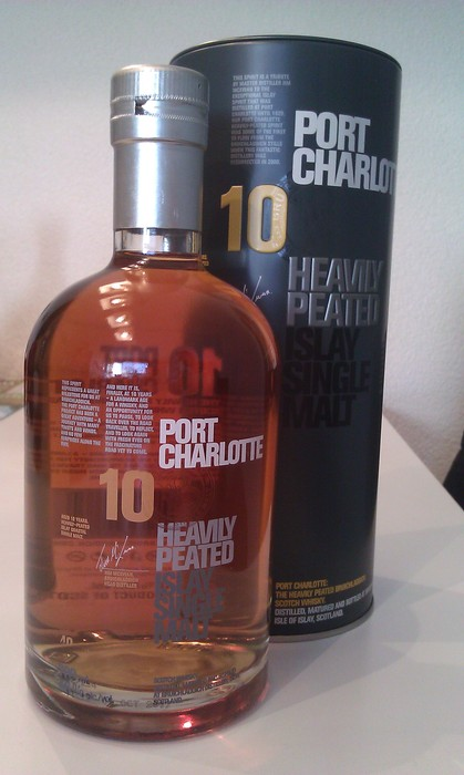 Bruichladdich pc10 heavily peated whisky 70cl catawiki - Bruichladdich port charlotte heavily peated ...