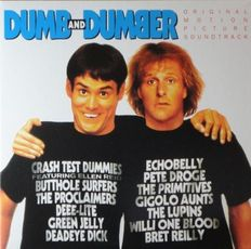 OST - Dumb and Dumber LIMITED EDITION Red Vinyl LTD 500 Pieces