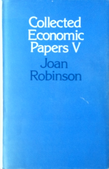 joan robinson an essay on marxian economics An essay on marxian economics is a 1942 book about karl marx by the economist joan robinsonthe first work by a major british economist to show interest in marx since the 19th century, it.