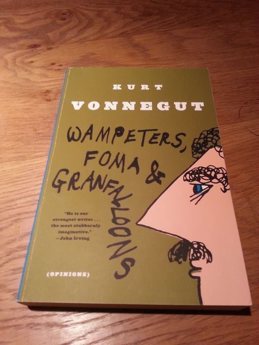 Kurt Vonnegut Lot of 9: Mother Night, Cat's Cradle, Slaughterhouse-Five and 6 more