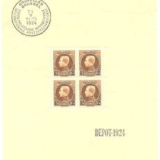 Check out our Stamp auction (BE)