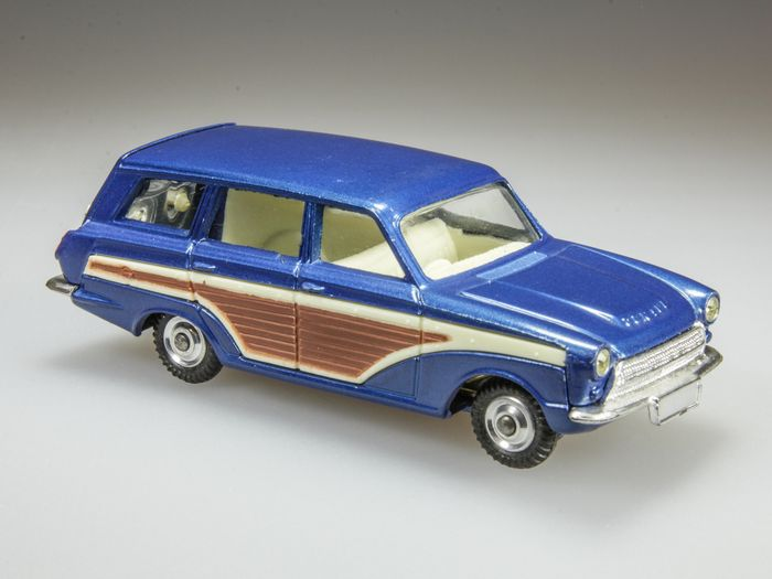 Ford Cortina Toy Cars