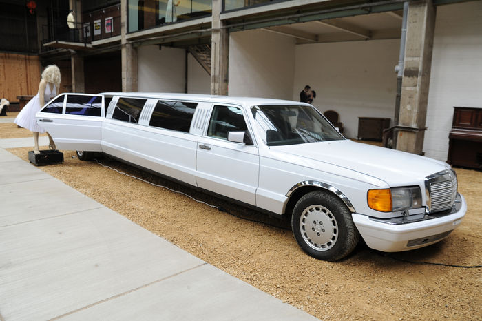 Mercedes Stretch Limo 1988 Catawiki