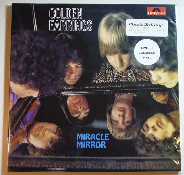 Golden Earring S Miracle Mirror Limited 180 Gram