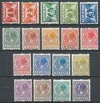 Check out our The Netherlands 1925 - Two-sided perforation - NVPH R1/R18